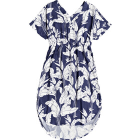 Roxy Flamingo Shades Robe Femme, mood indigo flying flowers